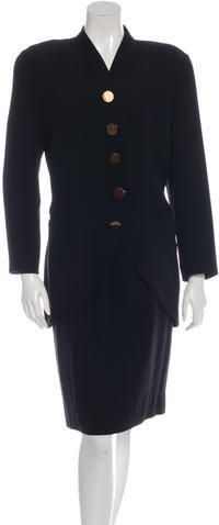 Jil Sander Skirt Suit Skirt Suit, Jil Sander, Suits For Women, Stylish, Blouse, Skirts, Sweaters, Tops, Fashion