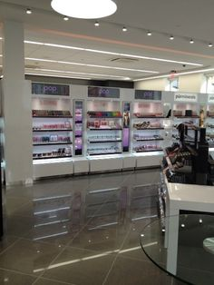 No, this isn't Macy's. It's the LOOK Boutique at Walgreens.