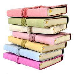 Leather-Bound Journals. ABSOLUTLY LOVE! I NEED THIS! IT'S SO COOL,