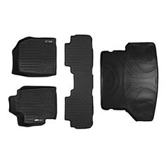 98451 HUSKY Liners WeatherBeater Black Front-2nd Seat Floor Liners 2012-2015 Honda CR-V | My car❤ | Pinterest | Floor mats, Flooring and Nissan altima