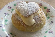 Vaniljekrem av kokosmelk Bagel, Gluten, Bread, Food, Brot, Essen, Baking, Meals, Breads