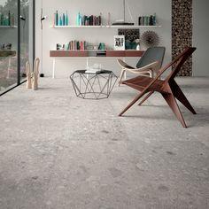 love these floor tiles by Classic Ceramics » RR02 GRA