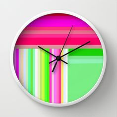 Re-Created  Parquet 10 Wall Clock by Robert S. Lee - $30.00