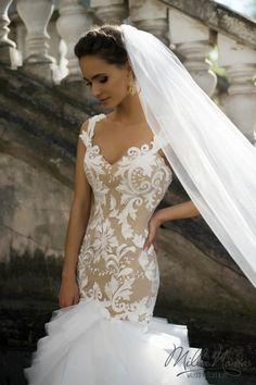 Страница 4. Свадебное платье Daniel, MillaNova, Collection