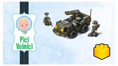 Jucarii LEGO Sluban Tank Building Blocks Set