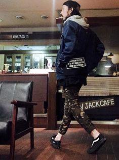 LOW JACK DESIGNのキャップを使ったMasaakiOoueのコーディネートです。WEARはモデル・俳優・ショップスタッフなどの着こなしをチェックできるファッションコーディネートサイトです。