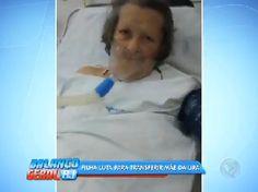 Mesmo com liminar, idosa que sofreu infarto não consegue transferência para hospital com UTI - Notícias - R7 Rio de Janeiro