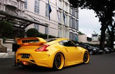 Customized Nissan 370Z