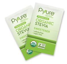 FREE Pyure Stevia Samples (US only)