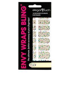 Enlarge Envy 3D Nail Wraps