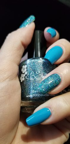 KB SHIMMER - Set In Ocean