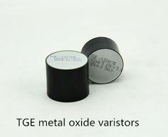 Nominal Discharge Current 2.5kA MOVs TGE's MOV have more smooth V-A curve characteristic and lower residual voltage under the same reference voltage. http://www.tgearrester.com/metal-oxide-varistors/nominal-discharge-current-2-5ka-movs.html