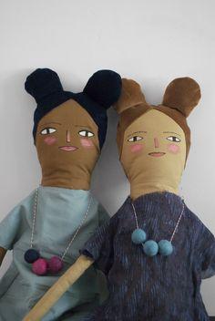 Craft-Along dolls | Mer Mag