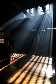 beautiful light and shadow