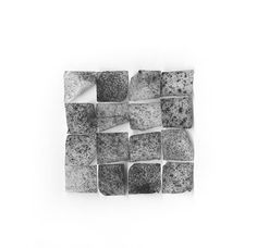 Melanie O'Brien | masking tape, lead dust on newsprint | artwork original size 290mm x 290mm University College Dublin, Woven Image, Masking Tape, Brooklyn, The Originals, Artist, Artwork, Design, Duct Tape