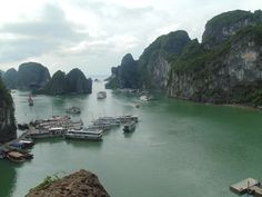 Halolong bay Vietnam