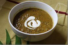 Curried Lentil Soup - Blogging Over Thyme