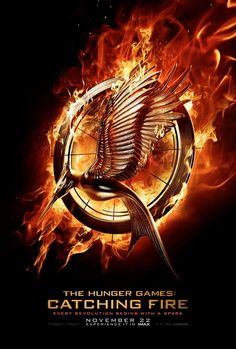 The Hunger Games: Catching Fire poster!!! :)