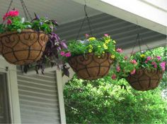 Hanging Garden Ideas with balcony