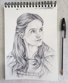 how to draw emma watson as belle