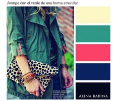 Alina Babina color palettes by dolly Colour Schemes, Color Trends, Color Combos, Color Patterns, Colour Combinations Fashion, Photocollage, Outfit Trends, Color Harmony, Color Palate