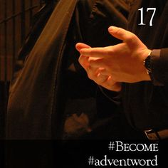 #AdventWord #Become || With Christ's spirit working within us we can be the means by which his saving work is extended throughout the world. We become his hands, his feet, his voice, and like Mary his mother, bring Christ into the world for others. Br. Eldridge Pendleton || @SSJEWord: We hope that you will post prayerful images with the #adventword hashtag on Twitter, Facebook and Instagram to create a Global Advent Calendar. Check out www.aco.org/adventword.cfm & see what others are posting.