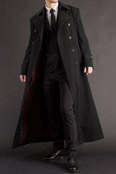 ロングコート販売 Men Formal, Formal Wear, Cool Coats, Drawing Clothes, Sports Jacket, Character Outfits, Vintage Men, Style Me, Cool Outfits