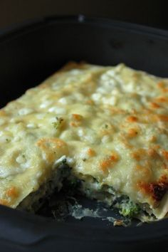 Lasagnes brocoli, ricotta & olives noires - La cuisine d'Anna et Olivia Ricotta, Easy Diets, Cooking Time, Quiche, Vegetarian, Vegan, Dishes, Breakfast, Ethnic Recipes