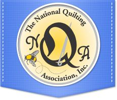 The National Quilting Association, Inc. Logo