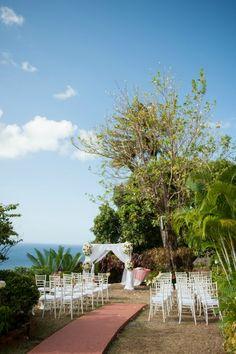 St. Lucia Destination Wedding At Windjammer Landing