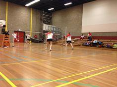 Competitie wedstrijd tegen Sluijk