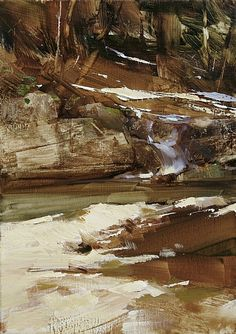 Tibor Nagy - Prelude Of Spring- Oil - Painting entry - March 2011 | BoldBrush Painting Competition