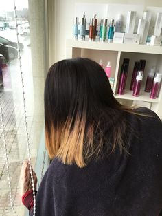 Degradado en pelo corto