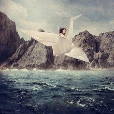 Allegorie photographique par Sarolta Bán