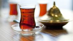 Turkish tea keeps you refreshed in the hot weather
