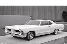 OG | 1965 Pontiac | Clay proposal dated 1963
