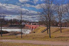 SocialFoto — Kuldiga, Latvia by DanRaizPhoto #SocialFoto