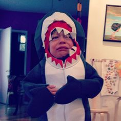 This shark is furious!, via Flickr.