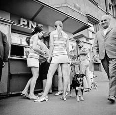 Ako sme žili v socializme: Fotky Antona Podstraského ukazujú každodennú realitu v Československu Book Photography, Vintage Photography, Anton, Berlin, Bratislava, Socialism, Prague, Photo Book, Old Photos