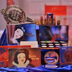 Snow White makeup collection by Besame 2017