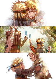 Sad, Little Orphan Naruto