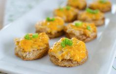 Mini Tuna Cheddar Melts