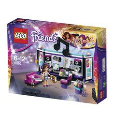 LEGO Friends Popstar Aufnahmestudio
