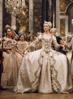 Kirsten Dunst in Sofia Coppola's 'Marie Antoinette'.