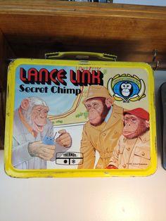 Nostalgic Lunch Boxes - Lance Link