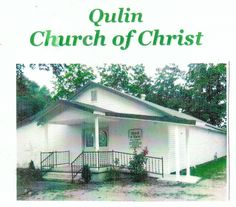 Qulin (MO) Church of Christ Churches Of Christ, Meeting Place, Church Building, Romans, America, World, House Styles, Places, Pictures