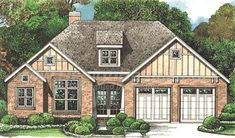 Plan #20-1394 - Houseplans.com