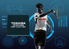 #Iot Toshiba ApP Lite™ IoT Platform's got Analog Front End For Faster  Wearables  #Platform
