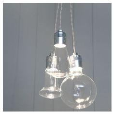 Rowen & Wren - Stola Mixed Bulb Pendant -