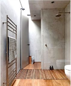 32 Fabulous Minimalist Bathroom Decor Ideas That Become Everyones Dream Minimalist Bathroom Design, Modern Bathroom Design, Bathroom Interior Design, Modern Bathrooms, Interior Modern, Interior Designing, Bathroom Designs, Minimalist Design, Ideas Baños